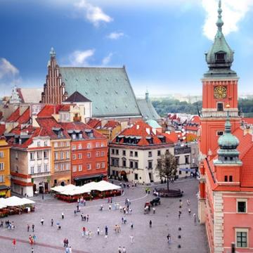 Siedziba w Warszawie