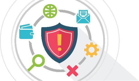 Wysoki poziom bezpieczeństwa i ochrony informacji
